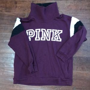 Maroon Pink pullover